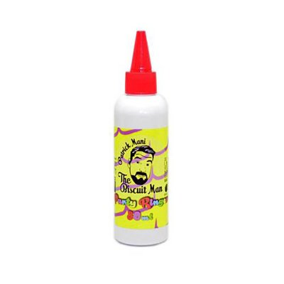The Biscuit Man E-Liquid Party Ringer