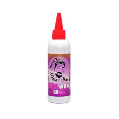 The Biscuit Man E-Liquid Pinky Wafer